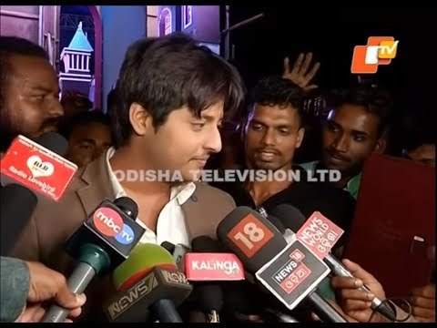 Babusan wins Best Actor at Odia Film Fare Awards 2017