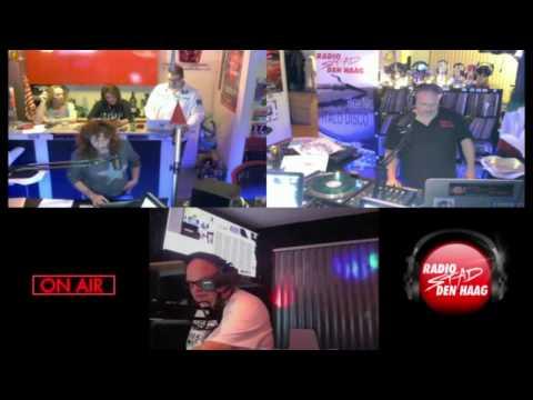 D. White - Follow Me (Spaceialized Remix - Vocoder Version) in Radio Stad Den Haag
