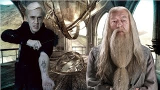What If Draco Killed Dumbledore?