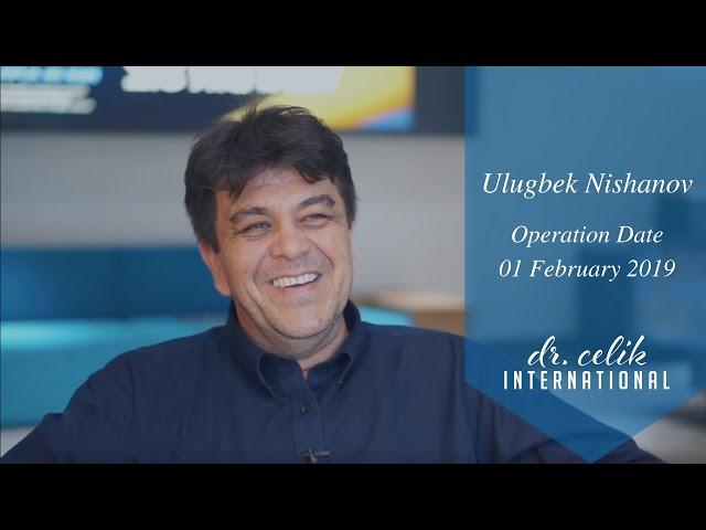 Diabetes surgery ( Ileal Interposition ) – Ulugbek Nishanov