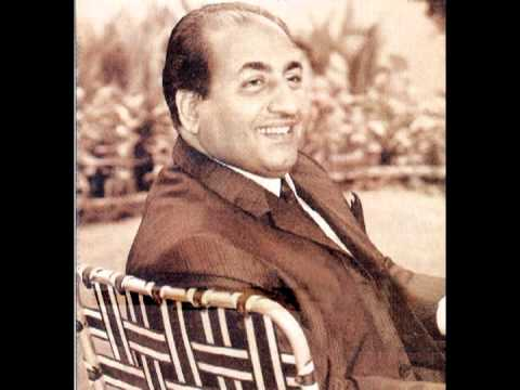 Yeh zulf agar khulke(Rafi Saab's solo full version) (9 Stanza all to gather )