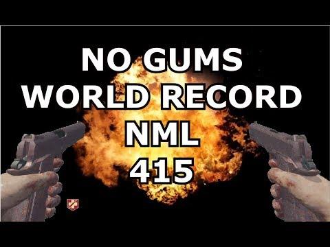 No Man's Land World Record 415 Kill's (no gumballs no rk5)
