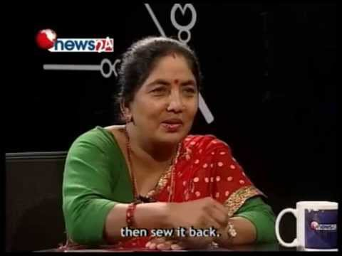 Kesha Kumari Damini, Winner- Business for Peace Award in TOUGH talk (Subtitled in English) -  105