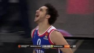 08.03.2019 / Anadolu Efes - Barcelona Lassa / Shane Larkin
