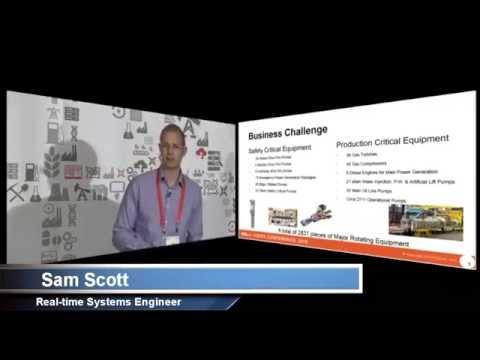 OSIsoft: Monitoring Rotating Equipment at Talisman-Energy
