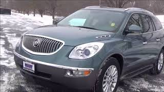 Used 2009 Buick Enclave CXL AWD for sale at Honda Cars of Bellevue...an Omaha Honda Dealer!
