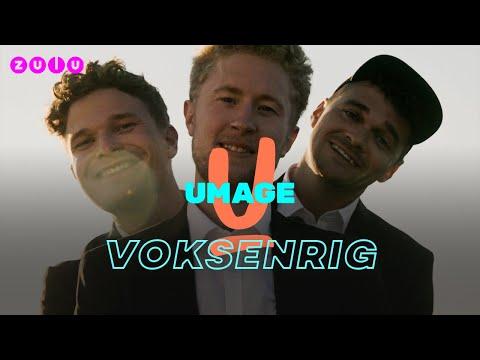 Umage på TV 2 ZULU: Umage Image – VOKSENRIG