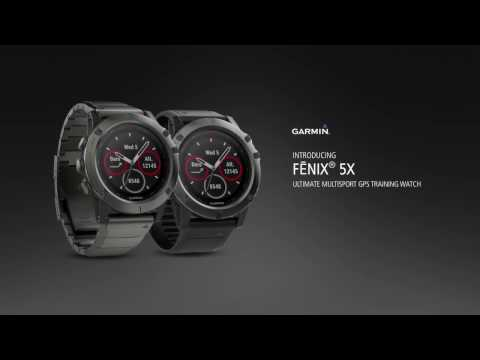 Garmin fēnix 5X: Beat Yesterday, and Be Sure of Getting Back