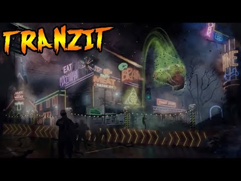 How Tranzit Was Supposed To Be! The Reason TRANZIT Was Bad! Black Ops 2 Zombies Easter Egg Explained