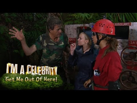 Dangerous Rain Storm Leads To Camp Evacuation | I'm A Celebrity... Get Me Out Of Here!