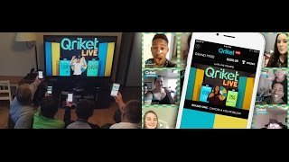 || Qriket LIVE $2,000 Gameshow || Win Cash Prizes Daily! || FREE TO PLAY || @Qriket @Jcomparel ||