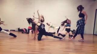 Bass Babes Choreography - Call On Me - Starley
