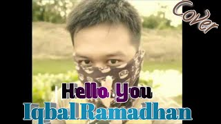 Hello you, yes you that have forgotten me and live happily with him. thanks a lot for all your pain #neverstopending #Helloyou #iqbalramadhan #coverlagu ...
