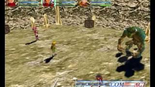 Grandia 2 gameplay