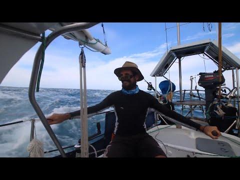 White Water Sailing - Free Range Sailing Ep 28