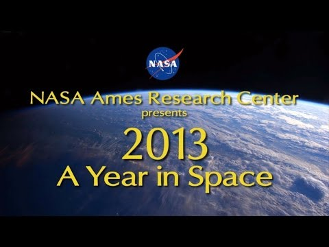 A Year in Space: Highlights of NASA Ames Space Operations in 2013