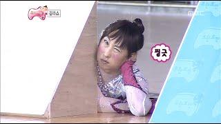 """[무한도전] """"제 기술 점수는요..소시지 빵 점 ^^"""" 찐 올림픽인줄..무도 갈라쇼 with 손연재♥"""