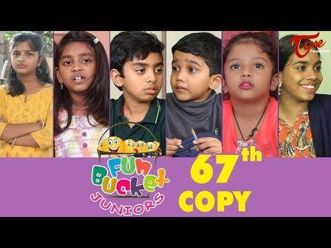 Fun Bucket JUNIORS | Episode 67 | Kids Funny Videos | Comedy Web Series | By Sai Teja – TeluguOne