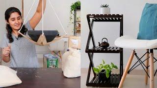 Decorative Planters, Stylish Racks and Cheap Succulents!!