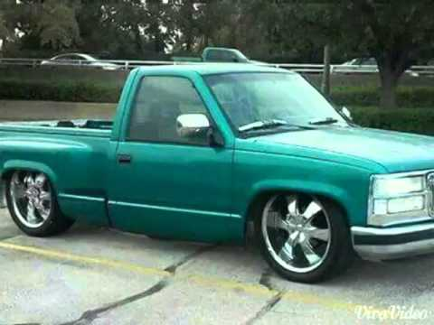 88-98 chevy/gmc stepsides - YouTube