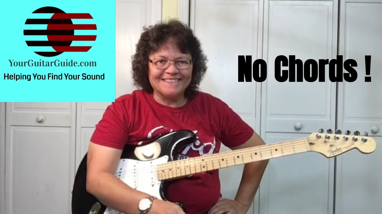 Songs on Guitar Without using chords Easy & Fun