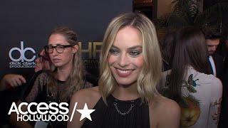 Margot Robbie Says 'I, Tonya' Is Funny, Tragic & Moving | Access Hollywood