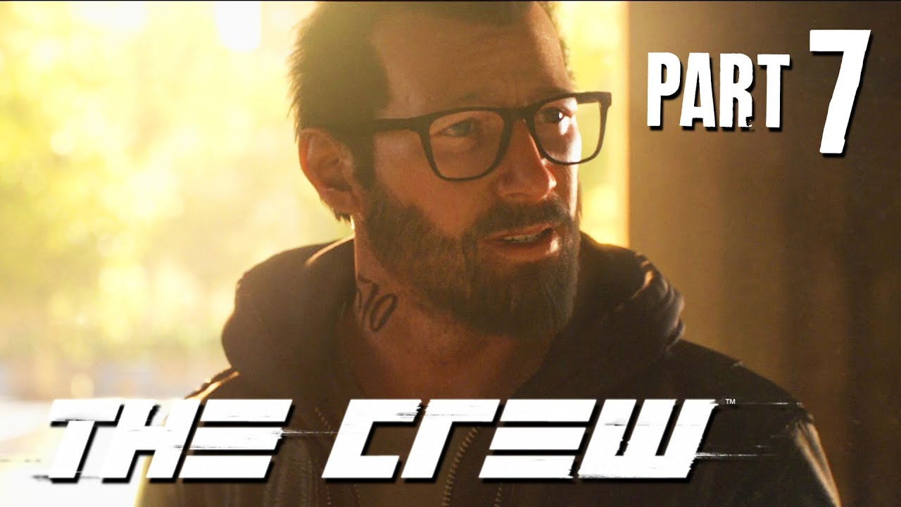 how to start a new game in the crew
