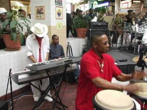 Simply Black - Live at Lexington Market 1 of 8