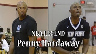 PENNY HARDAWAY Shows Off His Passing & Vision | NBA Legend