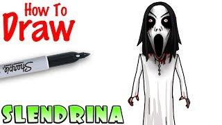 How to Draw Slendrina