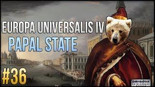 Europa Universalis IV - Habemus papam #36 Taki ze mnie Imperialista