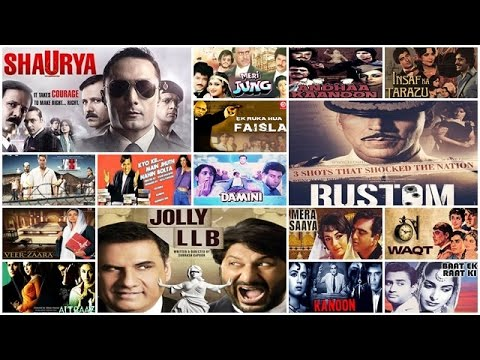 17 Bollywood Courtroom Drama Movies : INTERESTING Hindi Legal Drama Films worth watching