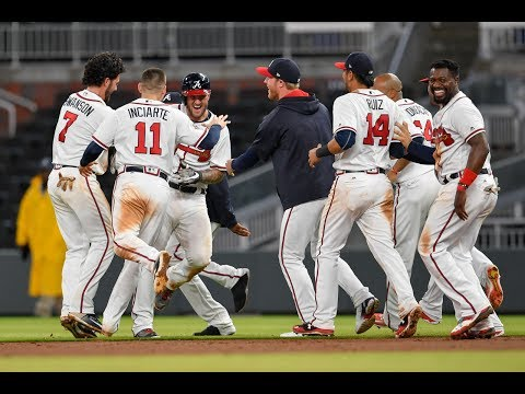 Braves LIVE To GO: Braves Walk-off Win Over the Pirates