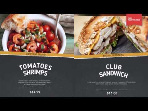 Outdoor Elite Restaurant NYC New York & New Jersey Digital Signage Services