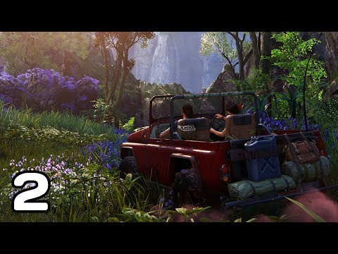 UNCHARTED: THE LOST LEGACY - PART 2 | POWER OF THE WINCH