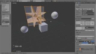 видео уроки blender 3d урок 2.4