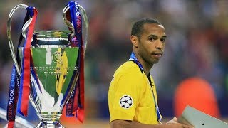 Barcelona vs arsenal 2-1 - 2005/06. uefa champions league final highlights. if you like this video, please give it thumbs up and also subscribe to our yout...