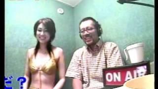 宮川賢と黄金咲ちひろのニンニンちくび2009年8月17日(月)①