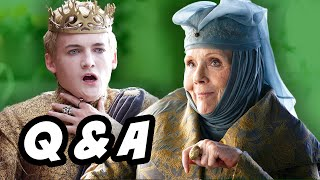 Game Of Thrones Season 6 Q&A - Knight of Flowers