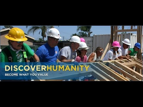 Volunteer with Habitat for Humanity of Orange County