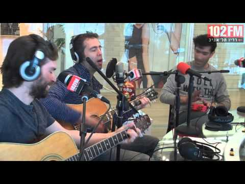 מוניקה סקס - על הרצפה - רדיו תל אביב 102FM