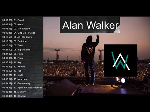 Alan Walker songs top 20 | Hit English Song |Mp3 Song Download | Full Song