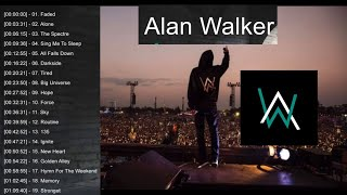 Alan Walker songs top 20