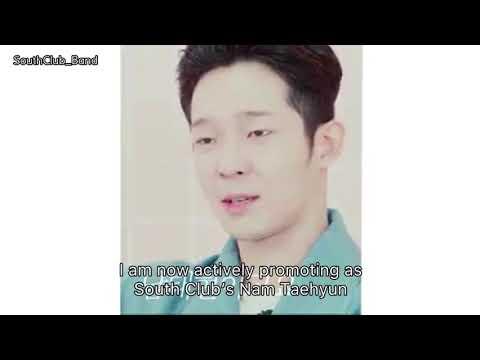 [ENG] Mnet - Nam Taehyun Bathroom Interview