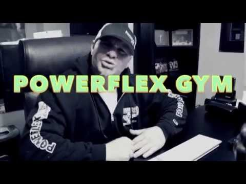 Powerflex Gym/Flex Discount Supplements – Training Routines