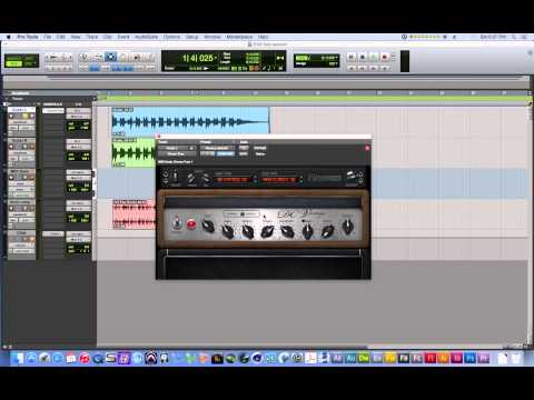 Pro Tools 11 – #01 – Getting Started in Pro Tools 11