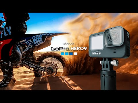 GoPro HERO9 Black Cinematic 5k Footage & Review