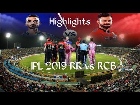 IPL 2019 RR Vs RCB Highlights | Jos Buttler | Shreyas Gopal