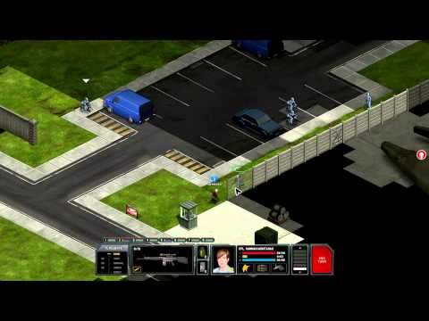 Xenonauts - 02 (The Great Wall of Parking Lot)