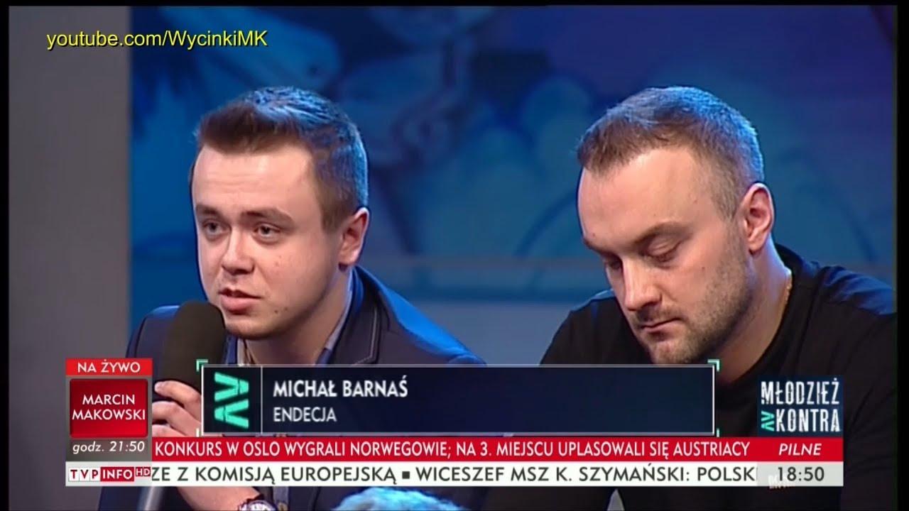 Młodzież kontra 632: Michał Barnaś (Endecja) vs Marcin Horała (PiS) 10.03.2018